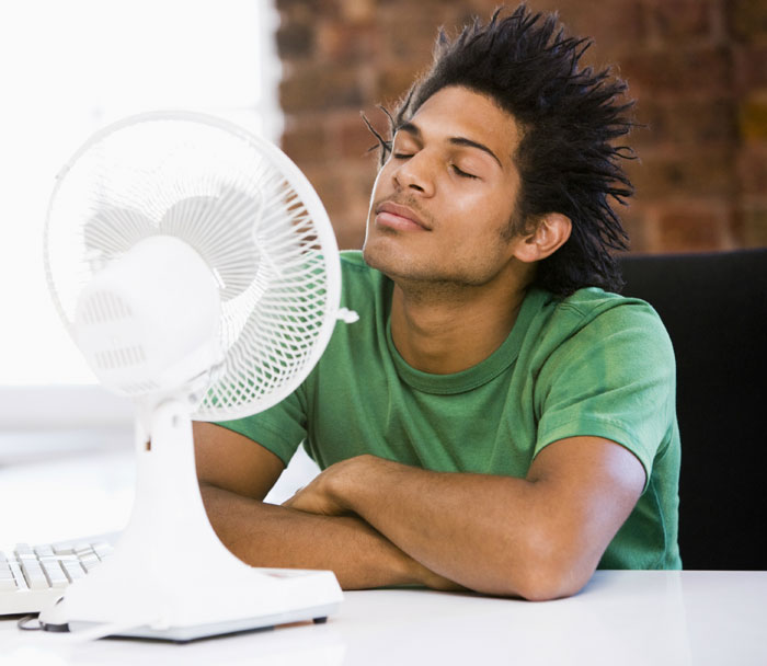 How to Keep Your Cool Without AC