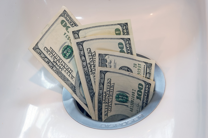 Are You Flushing Money Down The Toilet? Reduce Your Water Bill