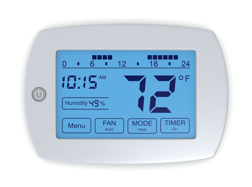 Program Your Thermostat To Save Money