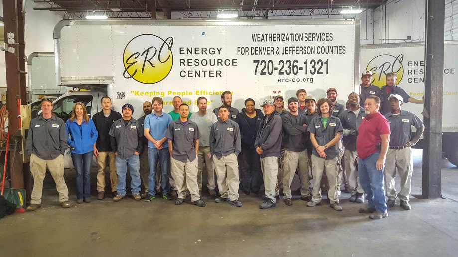 ERC Denver Team